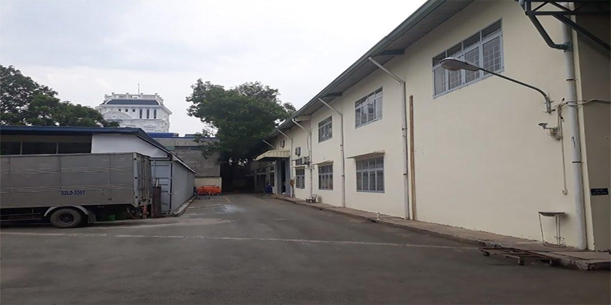 Nhà máy công nghiệp tại An Dương