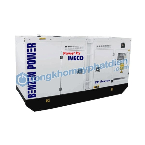Máy Phát Điện Iveco 500kVA