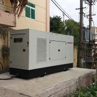 máy phát điện equipower IVECO 250kVA IVS-275T