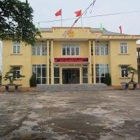 Trụ sở cảnh sát giao thông Hải Hà