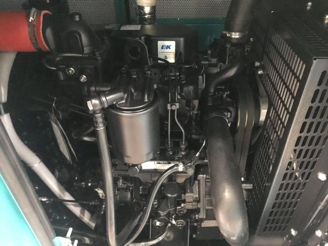 Động cơ máy phát điện Mitsubishi 50kVA