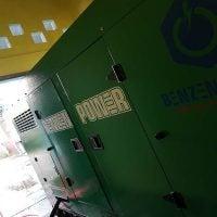 lắp đặt máy phát điện 100kVA cho ngân hàng tại Huế