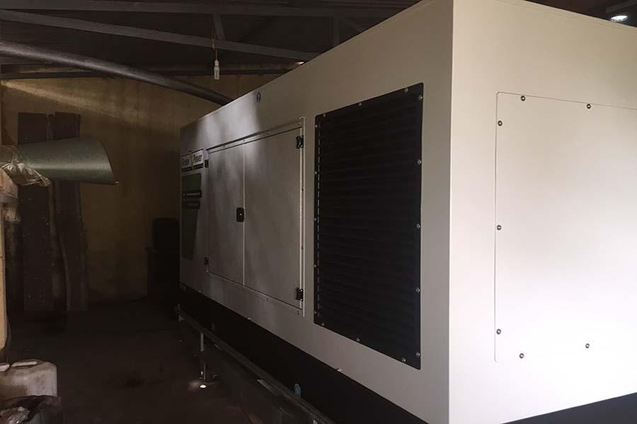 Đấu nối máy phát điện Perkins 150kVA với hệ thống phụ tải