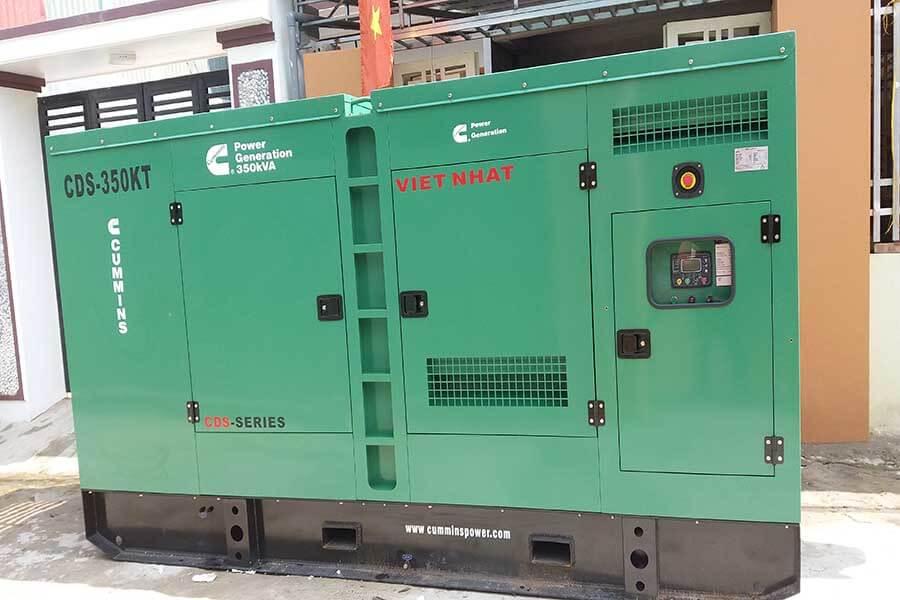 Máy phát điện Cummins 350kVA CDS-385KT