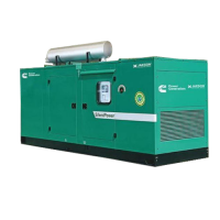 Máy phát điện Cummins 300kVA Ấn Độ