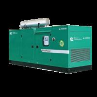 Máy phát điện Cummins 600kVA Ấn Độ