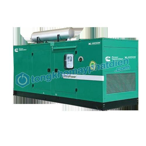 Máy phát điện Cummins 650kVA Ấn Độ