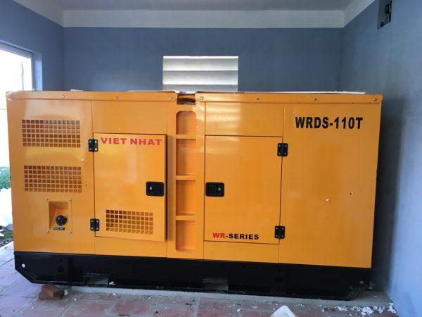 máy phát điện 3 pha chống ồn