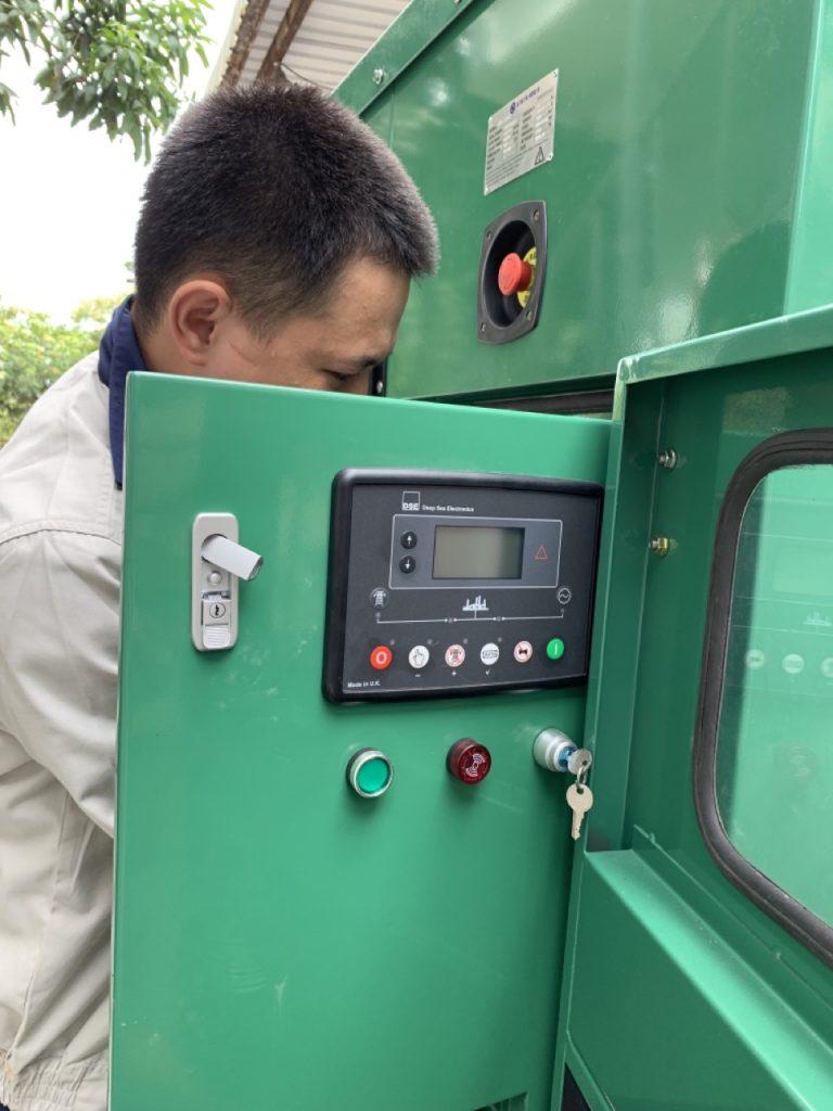 sửa chữa và bảo trì máy phát điện giúp máy hoạt động ổn định và hiệu quả hơn