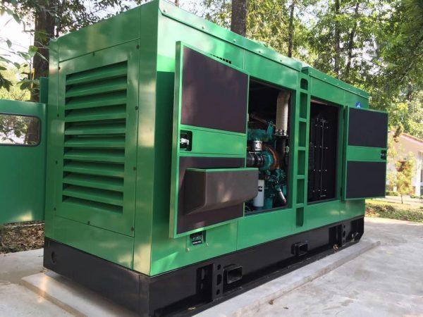 tiết kiệm nhiên liệu là một tiêu chí đánh giá quan trọng trong việc mua tổ máy phát điện