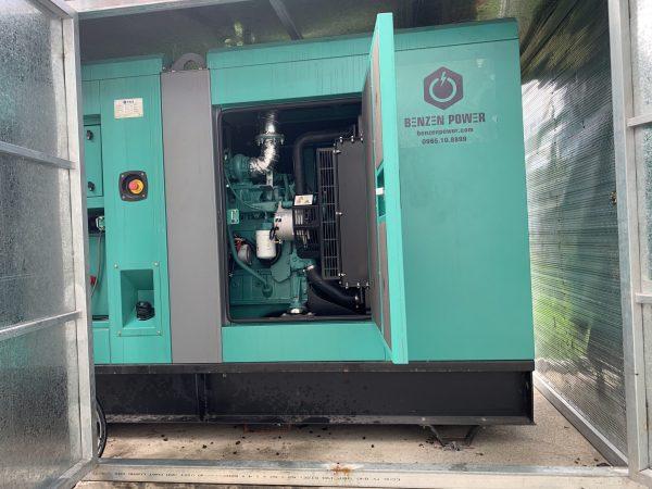 thuê máy phát điện công nghiệp