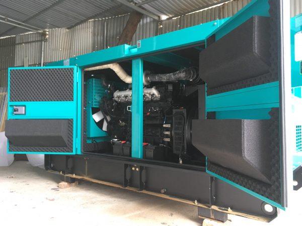 Máy phát điện chạy dầu diesel mitsu 100kVA