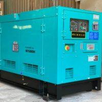 Nguyên lý máy phát điện công nghiệp