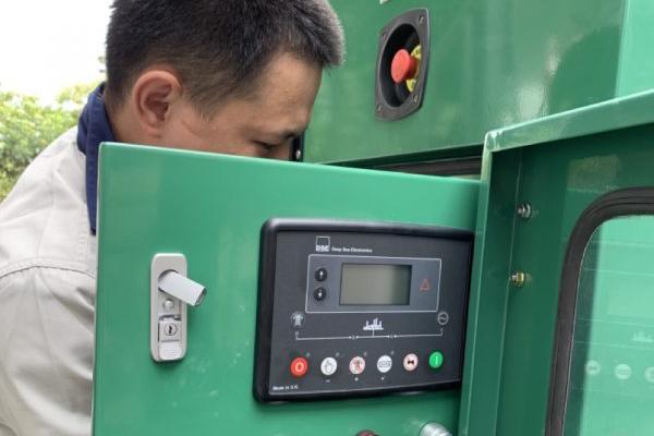 Bảo trì máy phát điện công nghiệp