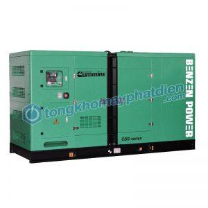 Máy phát điện 3 pha chạy dầu Cummins xuất xứ Trung Quốc