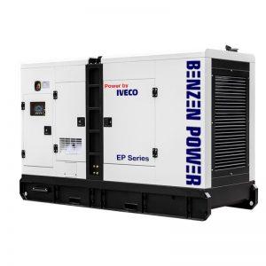 Máy phát điện 3 pha chạy dầu Iveco xuất xứ Trung Quốc