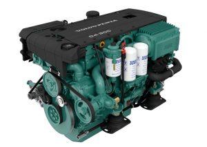 Động cơ Volco được hãng Atlas Copco sử dụng nhiều