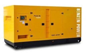 Máy phát điện Kofo tại Tổng kho máy phát điện
