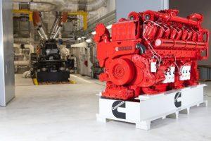 Động cơ máy phát điện Cummins khỏe khoắn và bền bỉ