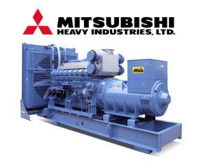 Máy phát điện Mitsubishi công suất lớn