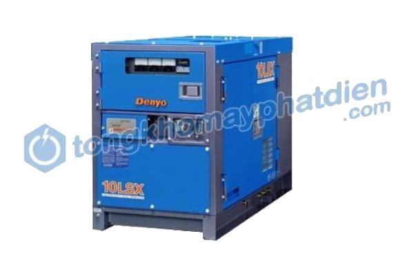 Máy phát điện Denyo 8kVA 1 pha chạy dầu