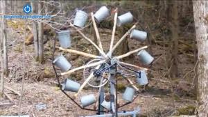 Máy phát điện chạy bằng nước