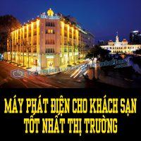 Máy phát điện cho khách sạn ảnh đại diện tongkhomayphatdien.com