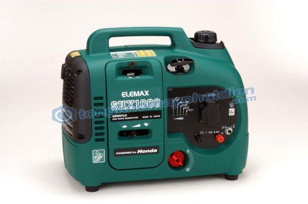 máy phát điện elemax shx1000, tongkhomayphatdien.com