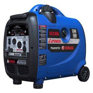 Máy phát điện Inverter biến tần Yamaha