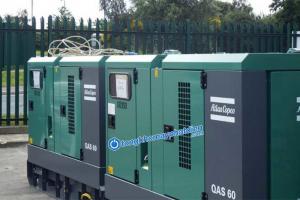 Máy phát điện nhập khẩu Atlas Copco
