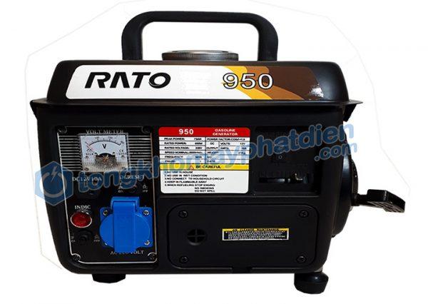 máy phát điện rato 950, tongkhomayphatdien.com
