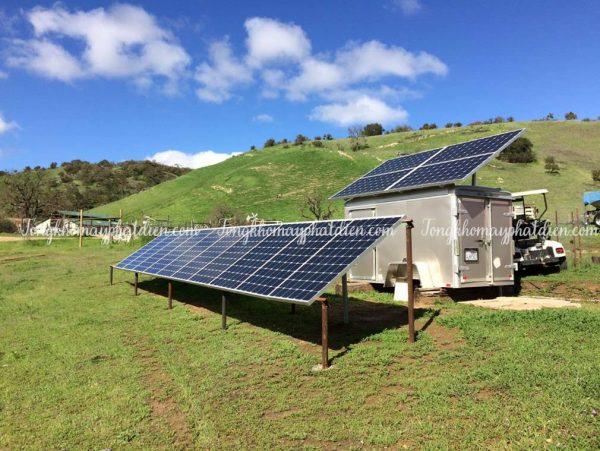 máy phát điện năng lượng mặt trời cho gia đình chi phí đầu tư lớn, tongkhomayphatdien.com