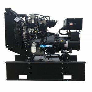 Cấu tạo máy phát điện diesel