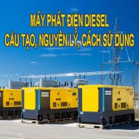 Máy phát điện diesel là gì