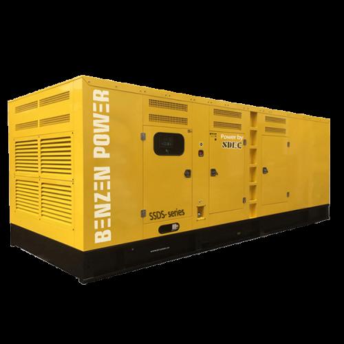 Máy phát điện SDEC 153kVA
