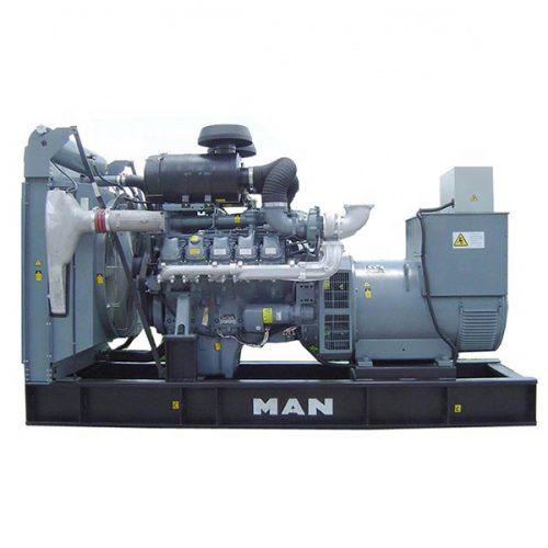 máy phát điện vman 800kva vmds-880t