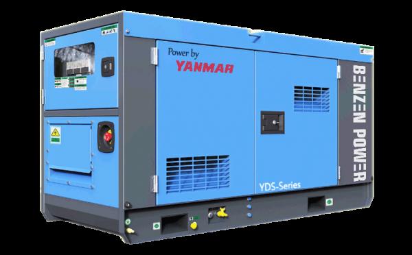 Nhãn hiệu máy phát điện Yanmar