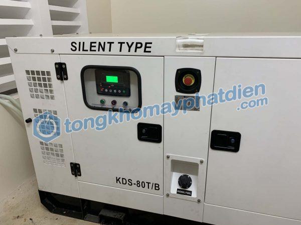 Máy phát điện Kofo 70kVA tại Đồng Nai, chạy thử