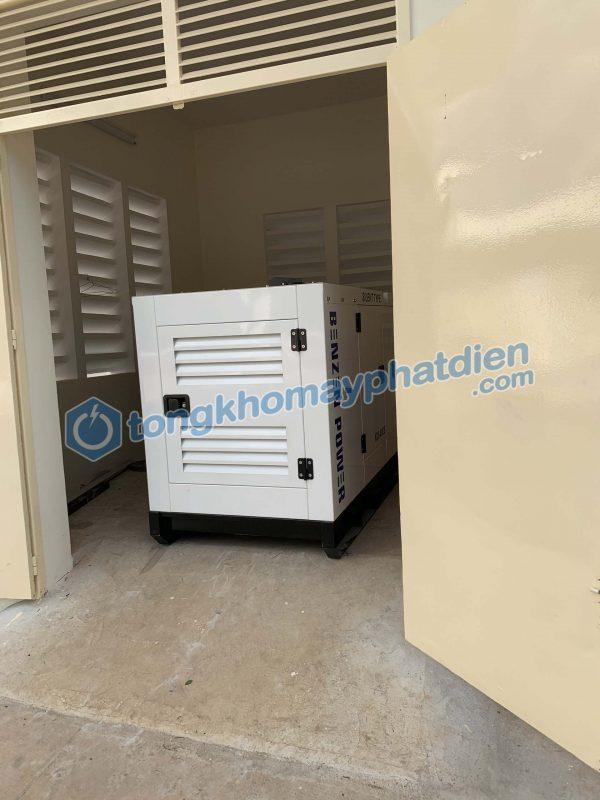 Máy phát điện Kofo 70kVA tại Đồng Nai, phòng máy