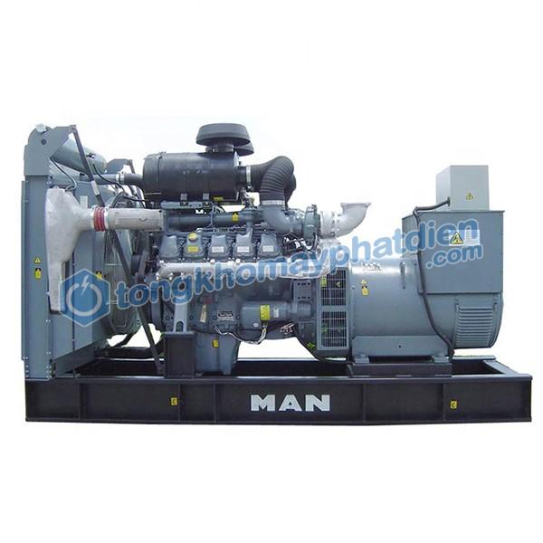 Máy phát điện VMAN 1023kVA