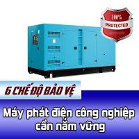 chế độ bảo vệ máy phát điện