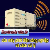 Tiếng ồn của máy phát điện
