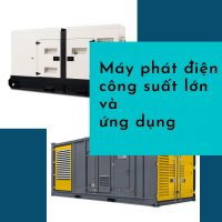 máy phát điện công nghiệp