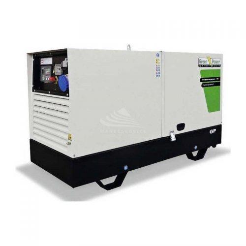 Máy phát điện 15kVA động cơ Perkins chính hãng - Giá rẻ
