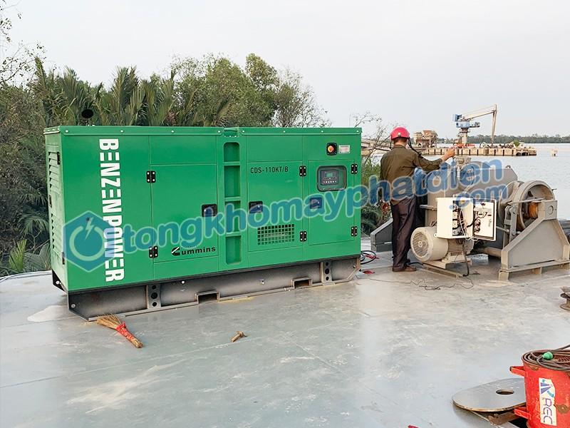 Máy phát điện đề nổ 3 pha là giải pháp tối ưu đảm bảo nguồn điện dự phòng