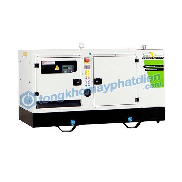 Máy Phát Điện FPT Iveco 125kVA GP140-N/I