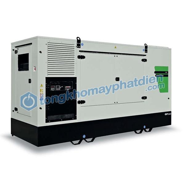Máy Phát Điện FPT Iveco 550kVA GP610-N/I