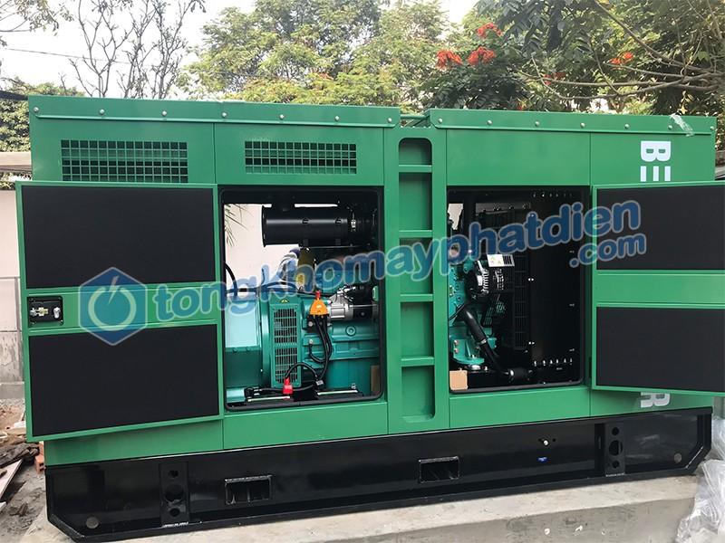 Hình ảnh các bộ phận của máy phát điện Cummins Trung Quốc