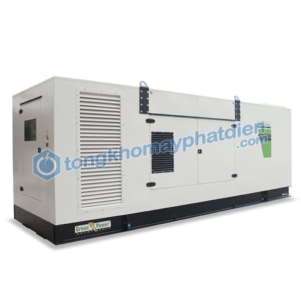 Máy Phát Điện Baudouin 2500kVA GP2800/B