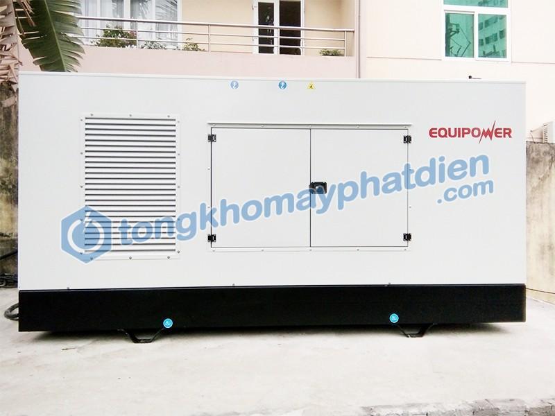 Dự án lắp đặt máy phát điện Iveco 250kVA
